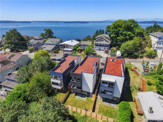 4540 51st Place SW, Seattle, WA 98116 (#1353250) :: Homes on the Sound