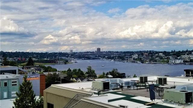 1504 Aurora Ave N #404, Seattle, WA 98109 (#1353412) :: Homes on the Sound