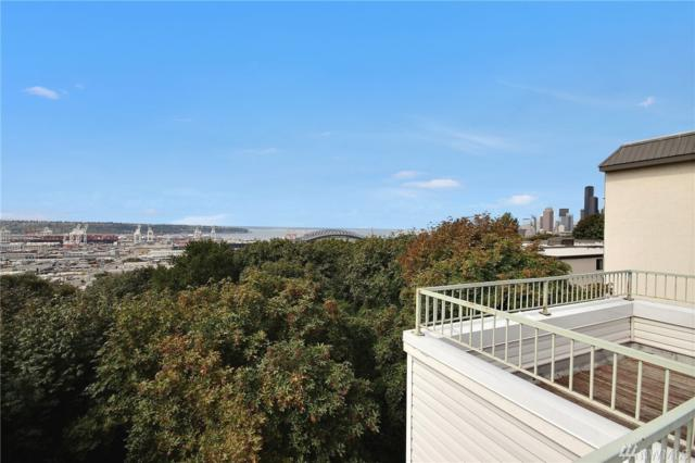 1729 12th Ave S #202, Seattle, WA 98144 (#1354253) :: Homes on the Sound