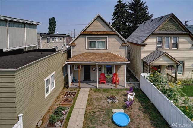 1307 S J St, Tacoma, WA 98405 (#1354283) :: Homes on the Sound