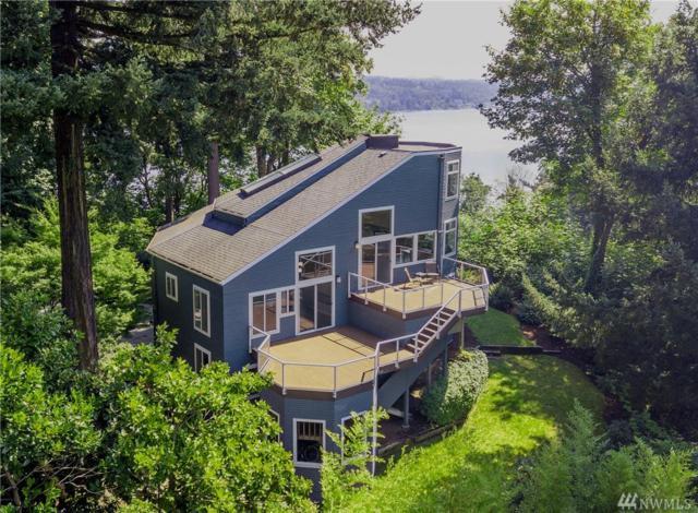 8531 E Mercer Wy, Mercer Island, WA 98040 (#1354377) :: Homes on the Sound