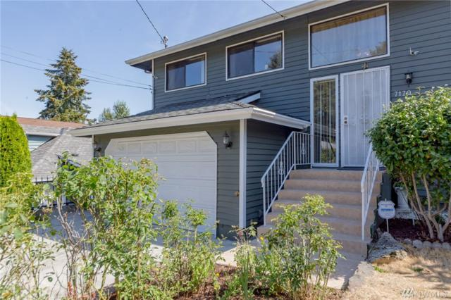 7170 18th Ave SW, Seattle, WA 98106 (#1354634) :: Real Estate Solutions Group