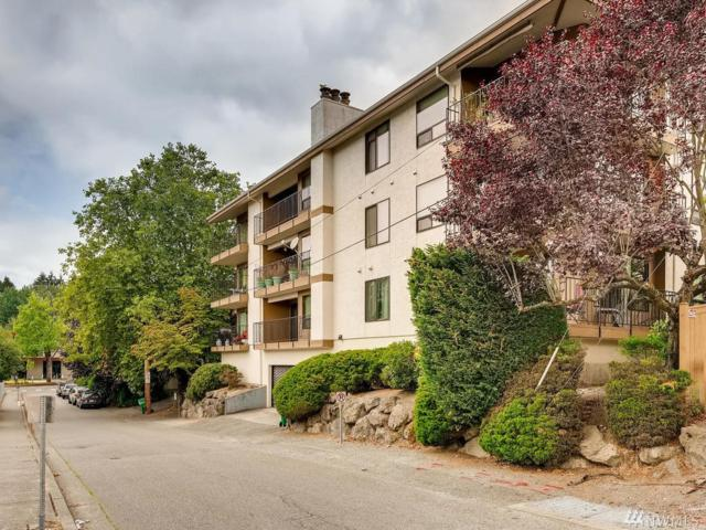 10601 Bagley Ave N #202, Seattle, WA 98133 (#1355292) :: Homes on the Sound