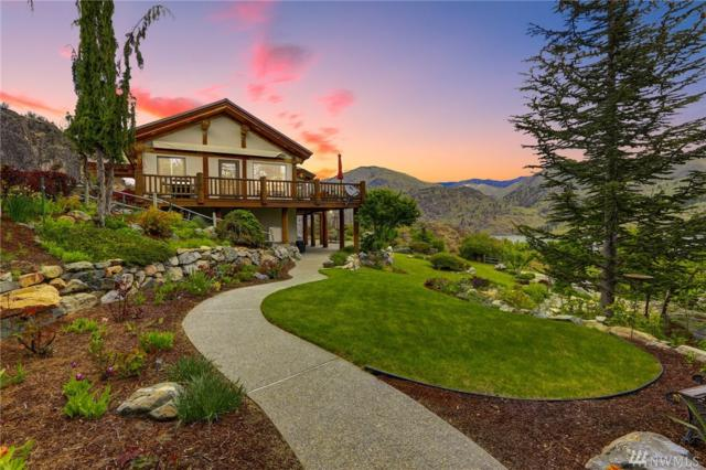 16005 S Lakeshore Rd, Chelan, WA 98816 (#1356062) :: The Home Experience Group Powered by Keller Williams