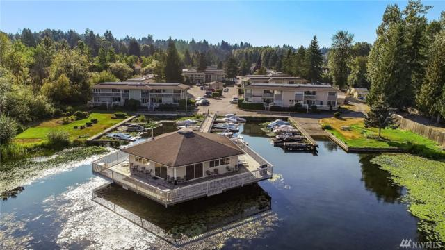 17310 NE 45th St #124, Redmond, WA 98052 (#1356184) :: Homes on the Sound