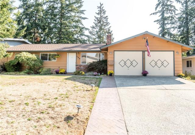 126 153rd Place SE, Bellevue, WA 98007 (#1357538) :: Real Estate Solutions Group