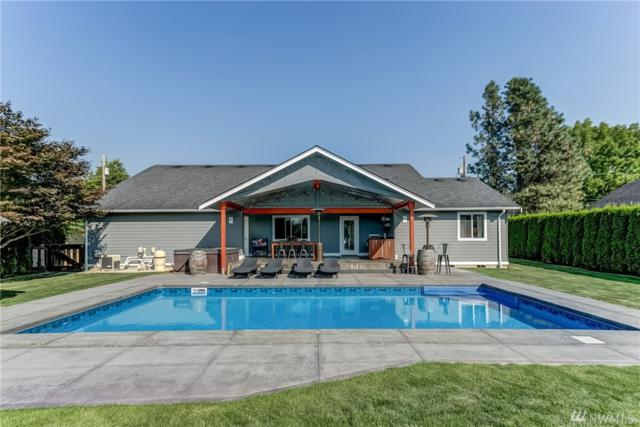 507 W First St, Nooksack, WA 98276 (#1357989) :: Homes on the Sound