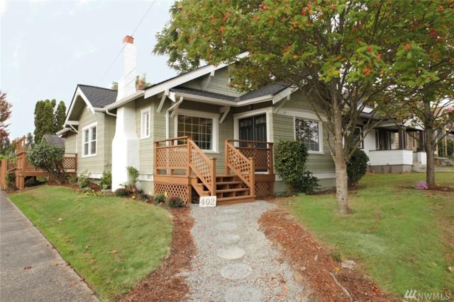 402 S 43rd St, Tacoma, WA 98418 (#1358794) :: Homes on the Sound