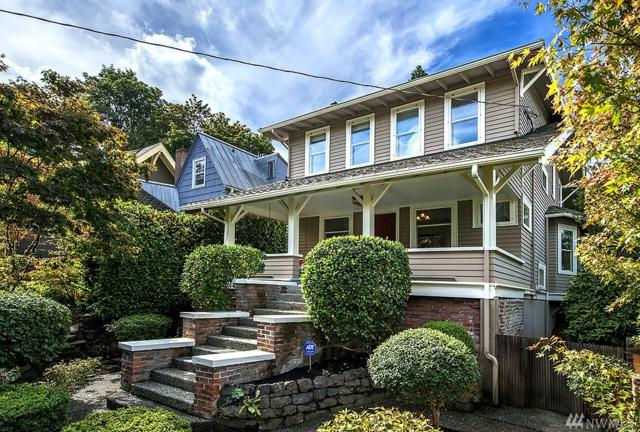 1719 26th Ave E, Seattle, WA 98112 (#1359323) :: Homes on the Sound