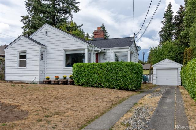 4508 NE 107th St, Seattle, WA 98125 (#1360018) :: Homes on the Sound