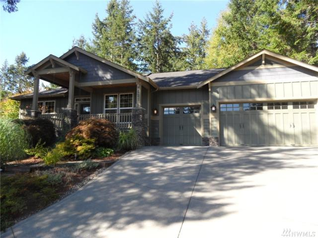 521 E Old Ranch Rd, Allyn, WA 98524 (#1360224) :: Crutcher Dennis - My Puget Sound Homes