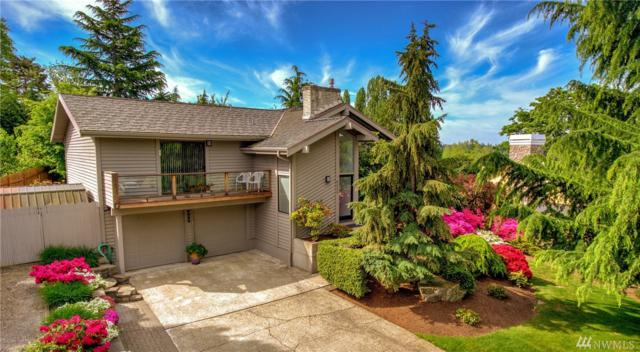 9035-NE 34th St, Yarrow Point, WA 98004 (#1360289) :: KW North Seattle