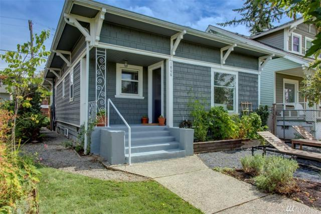 1806 S 29th Ave, Seattle, WA 98144 (#1363142) :: Homes on the Sound