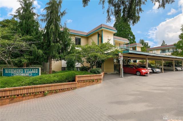 18900 8th Ave NW #202, Shoreline, WA 98177 (#1365905) :: The DiBello Real Estate Group
