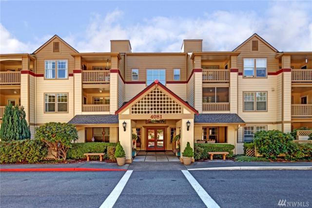 4081 224th Lane SE #114, Issaquah, WA 98029 (#1366430) :: Ben Kinney Real Estate Team