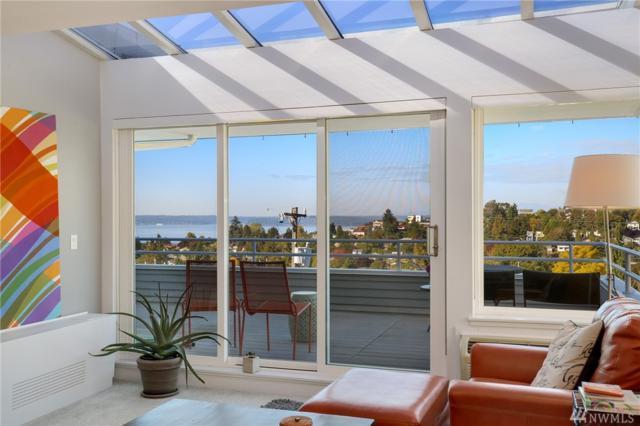 4557 45th Ave SW #401, Seattle, WA 98116 (#1366473) :: The DiBello Real Estate Group