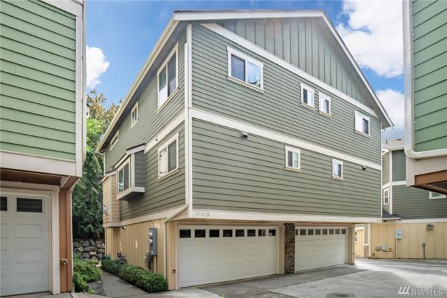 10106 4th Ave NW B, Seattle, WA 98177 (#1368611) :: Ben Kinney Real Estate Team