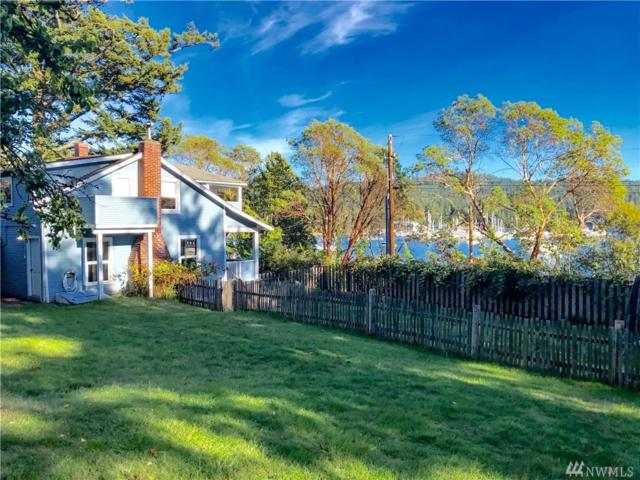 982 Deer Harbor Rd, Orcas Island, WA 98245 (#1369578) :: Kimberly Gartland Group