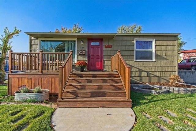 328 W Ridge Rd, Moses Lake, WA 98837 (#1370582) :: Real Estate Solutions Group