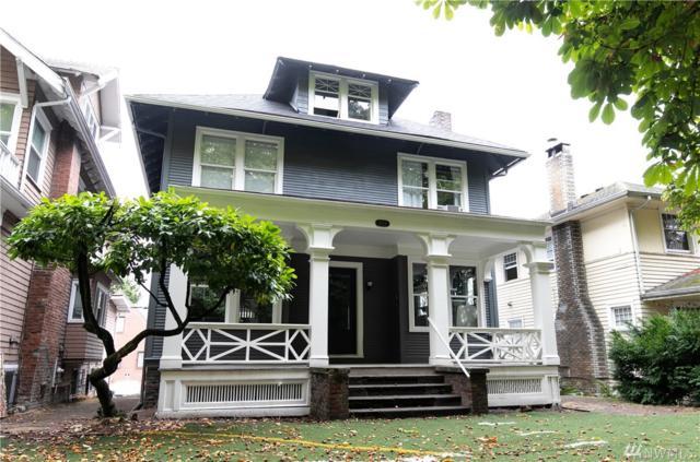 4734 17th Ave NE, Seattle, WA 98105 (#1370674) :: Icon Real Estate Group