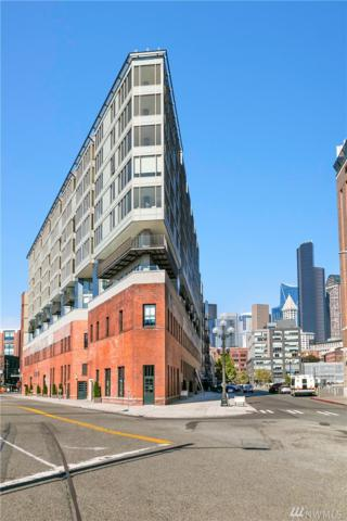 590 1st Ave S #1112, Seattle, WA 98104 (#1371855) :: Homes on the Sound