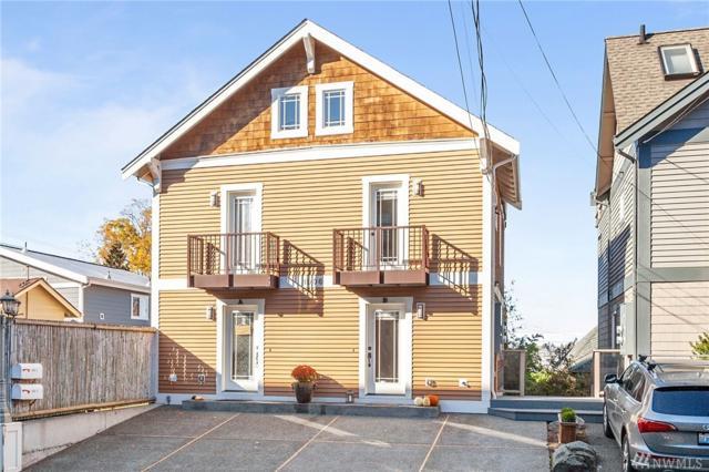 1906 11th Ave W B, Seattle, WA 98119 (#1373660) :: Icon Real Estate Group