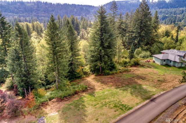 0 Thompson Dr, Washougal, WA 98671 (#1374243) :: Homes on the Sound