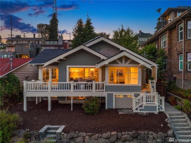 1511 5th Ave N, Seattle, WA 98109 (#1374970) :: The DiBello Real Estate Group