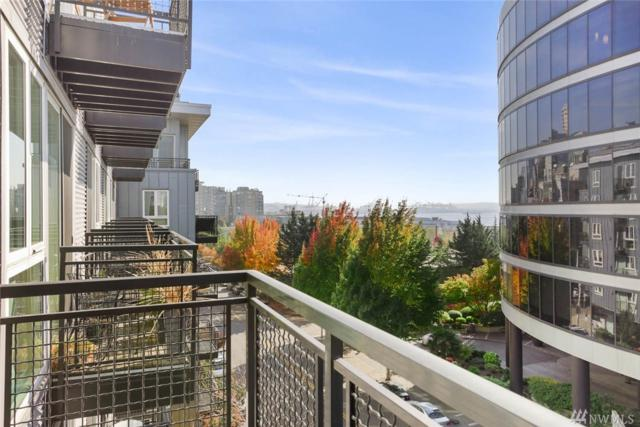 3104 Western Ave #517, Seattle, WA 98121 (#1375291) :: Kwasi Bowie and Associates