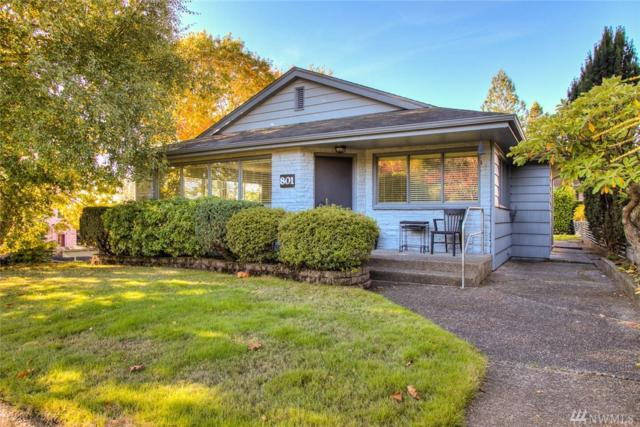 801 N K St, Aberdeen, WA 98520 (#1376216) :: Homes on the Sound