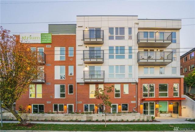 750 11th Ave E #307, Seattle, WA 98102 (#1377068) :: Commencement Bay Brokers
