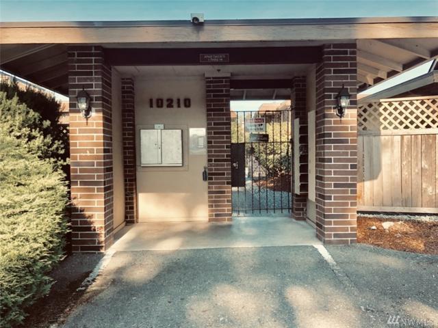 10210 SE 239th St #9, Kent, WA 98031 (#1377193) :: Ben Kinney Real Estate Team