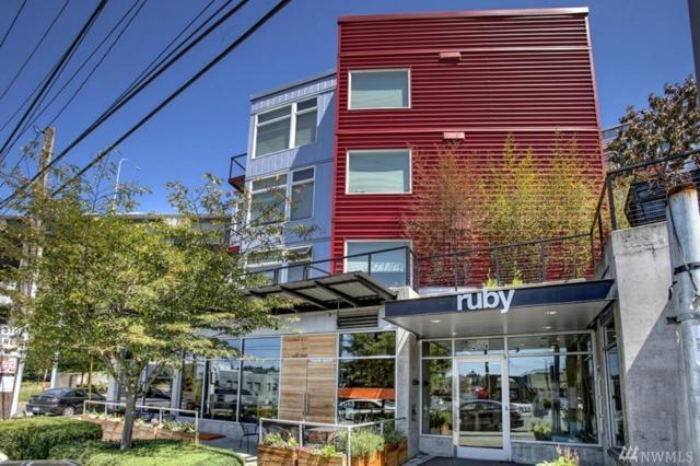 2960 Eastlake Ave E #314, Seattle, WA 98102 (#1379172) :: The DiBello Real Estate Group