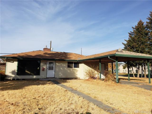 255 F St NE, Ephrata, WA 98823 (#1380155) :: Keller Williams Realty Greater Seattle