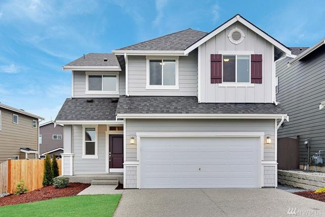 8324 74th (Lot 41) St NE, Marysville, WA 98270 (#1382151) :: Homes on the Sound