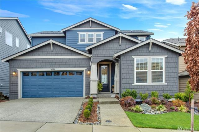 34026 SE Satterlee St, Snoqualmie, WA 98065 (#1383042) :: The DiBello Real Estate Group