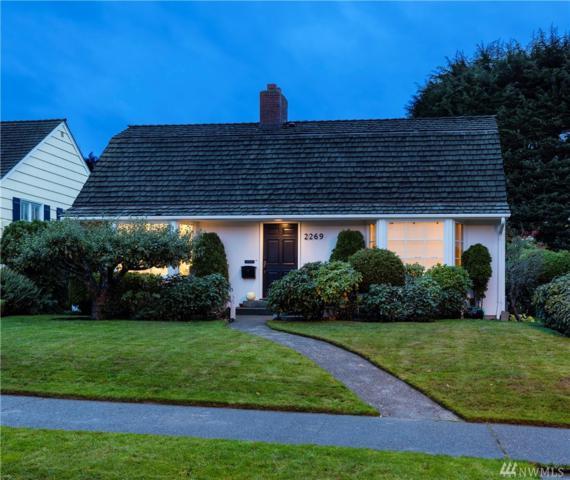 2269 Viewmont Wy W, Seattle, WA 98199 (#1384018) :: Keller Williams Realty Greater Seattle