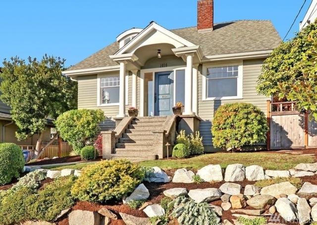 2810 W Boston St, Seattle, WA 98199 (#1384195) :: Keller Williams Realty Greater Seattle