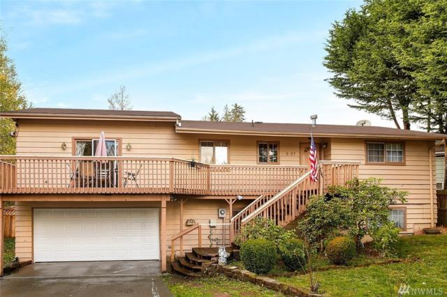 607 109th Place SE, Everett, WA 98208 (#1384227) :: Real Estate Solutions Group