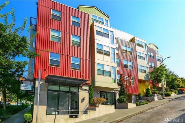 1310 N Lucas Place #403, Seattle, WA 98103 (#1386286) :: Sweet Living