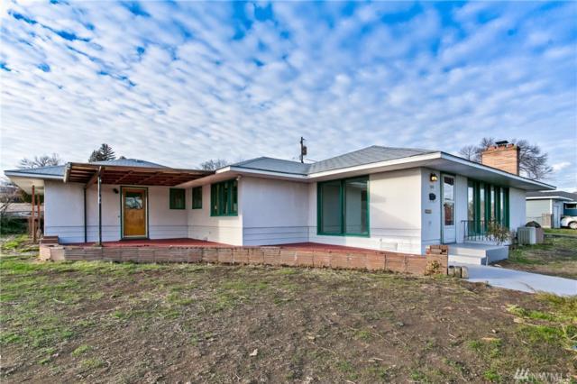 105 Patrick Rd, Ephrata, WA 98823 (#1386404) :: Homes on the Sound
