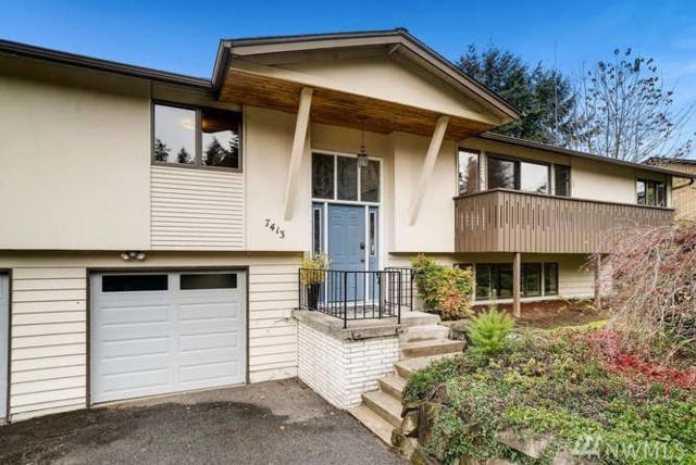 7413 NE 120th Place, Kirkland, WA 98034 (#1387243) :: The DiBello Real Estate Group