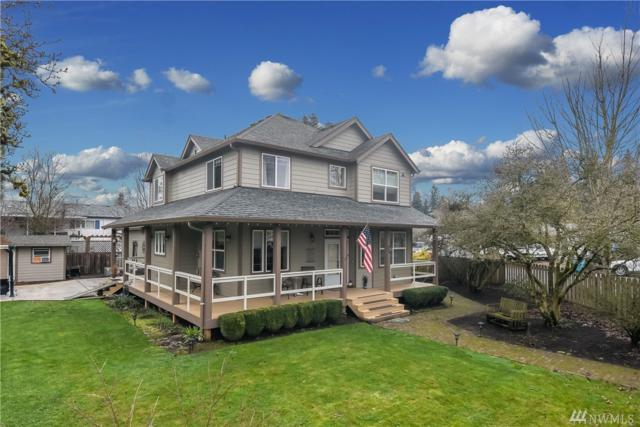 1210 NW 88th St, Vancouver, WA 98665 (#1387774) :: Homes on the Sound
