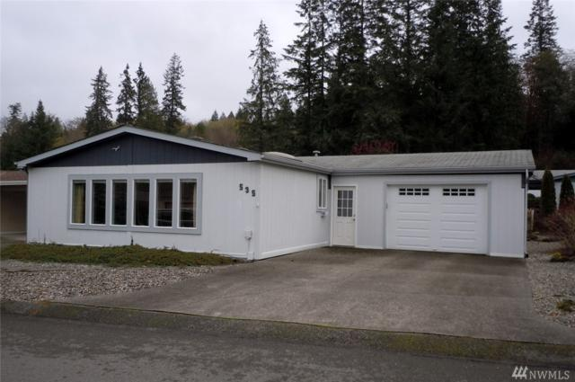 535 NW Silver Glen Lane, Bremerton, WA 98311 (#1388818) :: Ben Kinney Real Estate Team