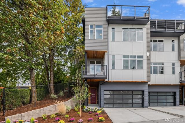 4002 129th Place Se (Unit 1), Bellevue, WA 98006 (#1389584) :: Real Estate Solutions Group