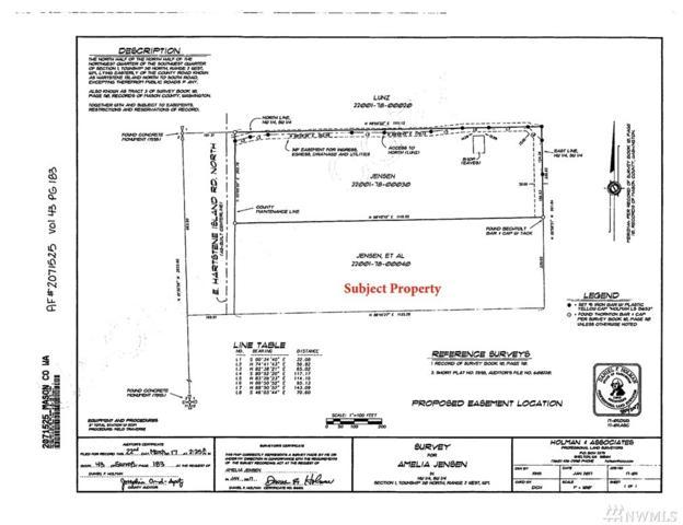 0-xxx E Harstine Island Rd N, Shelton, WA 98584 (#1389697) :: Pickett Street Properties