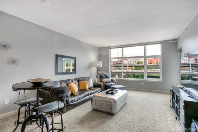 1515 Dock St #510, Tacoma, WA 98402 (#1389963) :: Ben Kinney Real Estate Team