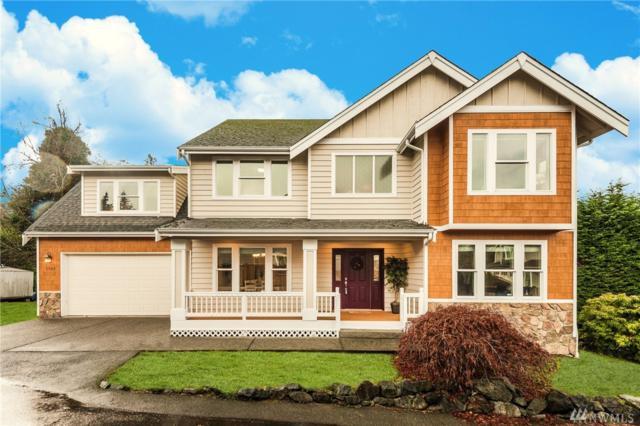 1582 NE Serpentine Place, Shoreline, WA 98155 (#1390999) :: The DiBello Real Estate Group