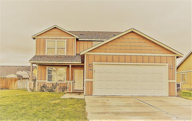 506 N Mississippi Dr, Moses Lake, WA 98837 (#1391162) :: Ben Kinney Real Estate Team