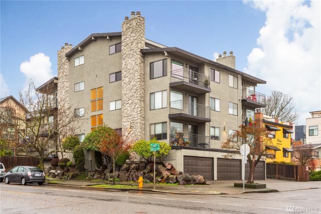 6200 24th Ave NW #203, Seattle, WA 98107 (#1393491) :: The DiBello Real Estate Group